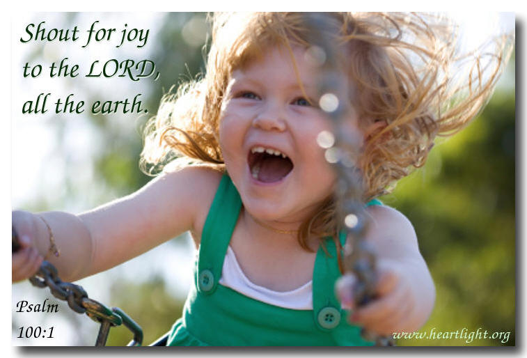 Shout For Joy!